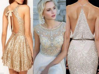 Вечернее платье на Новый Год 2019 (60 фото): новые коллекции
