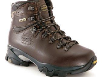 Горные ботинки (69 фото): альпинистские для альпинизма, для туризма и походов без трикони, лучшие ботинки