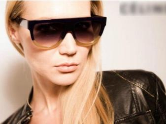 e4ea04ecf Okuliare so šedozelenými, šedohnedými alebo len tmavosivými okuliarmi  nezhoršujú videnie. Ale v okuliaroch s okuliarmi žltých, oranžových,  červených alebo ...