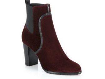 Красные ботинки: женские и мужские, зимние модели, с подошвой и с подкладкой