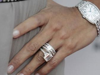 Как снять кольцо с пальца отекшего при беременности