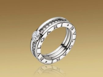 Обручальные кольца Bvlgari (59 фото): свадебные парные аксессуары в необычном стиле