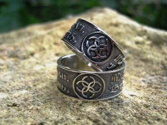 Славянские кольца (39 фото): обереги со символикой древних славян, обережные аксессуары с рунами в старинном стиле