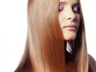 Наносить масло на мокрые волосы или сухие волосы