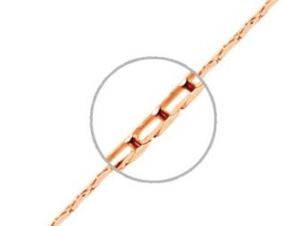 Золотая цепочка шнурок (45 фото): женские украшения из золота с плетением жгутик или змейка