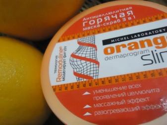 Горячие скрабы: отзывы об антицеллюлитных масках 3 в 1 Floresan и Orange Slim