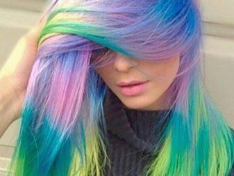 Сколько времени держится тоник на волосах? Как долго не смывается средство для светлых волос, сколько дней