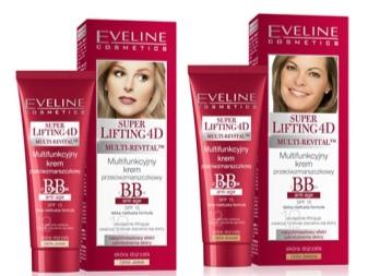BB-крем Eveline: тонирующая косметика Luxury Paris Creme 8 в 1, отзывы