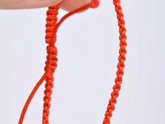 Браслеты из ниток (76 фото): плетем нити мулине, фенечка из шерстяных ниток для вязания и бусин