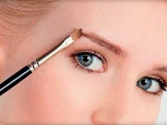 Что лучше - карандаш или тени для бровей? Чем и как правильно красить брови, отзывы