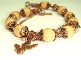 Деревянные браслеты: украшения из сандалового дерева с росписью Дерево жизни, женские заготовки из палочек