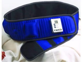 Массажный пояс: вибромассажер для похудения живота, вибромассажный прибор для спины, отзывы