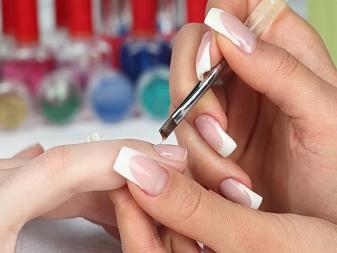 дизайн и покрытие гель лаком ногтей фото