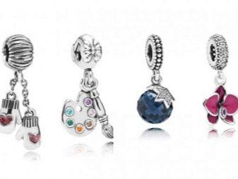 Шармы для браслетов (95 фото): бижутерия с подвесками, бусины и их значение, православные кулоны для браслетов