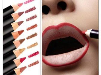 Помада-карандаш для губ: глянец и матовая, Nars и - Воздушный поцелуй, Oriflame и Faberlic, отзывы