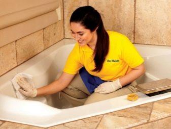 Как отмыть плесень в ванной? Чем вывести грибок, как удалить пятна на стенах, как оттереть черные разводы на швах