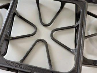 Как отмыть решетку газовой плиты? Как и чем почистить чугунную решетку, как очистить от нагара домашними средствами в условиях своего дома