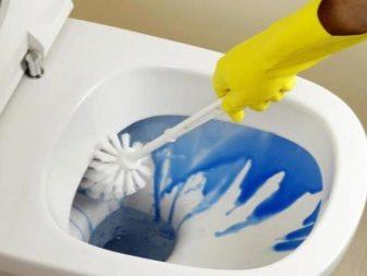 Как почистить унитаз? Как отмыть налет в домашних условиях и избавить слив от засора, чем помыть сливной бачок изнутри