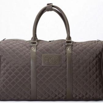 Дорожные сумки в стиле шанель чемоданы heys адрес