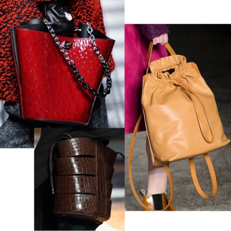 f92ea6c29467 Модные женские сумки 2019 (130 фото): тенденции, весна/лето, осень/зима