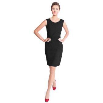 Деловые платья (77 фото) 2018: новинки, классические, 50 лет, 40 лет, летние, красивые, модные