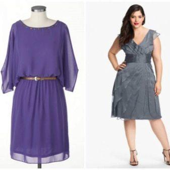 9fba38c3b54 Роскошные платья для полных женщин (51 фото ну просто на любой вкус ...