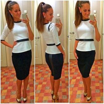 Турецкий кофта и юбки