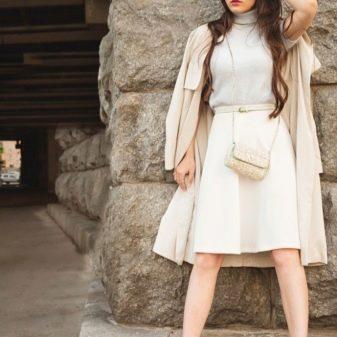 45518344962 С чем носить длинную юбку трапецию – Блог о рукоделии и моде