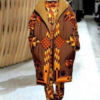 Женское стеганое пальто 2018 (100 фото): стильные фасоны, с капюшоном
