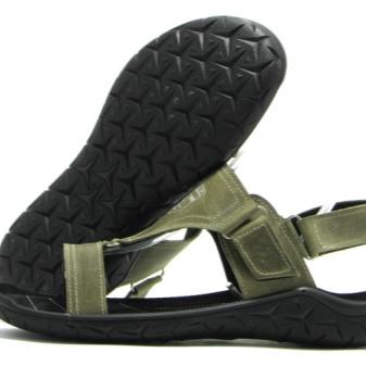 50dc25afdf1 Nad ei ole nii vastupidavad kui nahk, kuid need on mitu korda odavamad.  Parem on sandaalides pehme sisetald, sest sellistes mudelites on palju  lihtsam ...