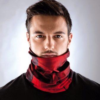 Шарф бафф (62 фото): шарф-маска бафф с черепом, как носить и что это такое
