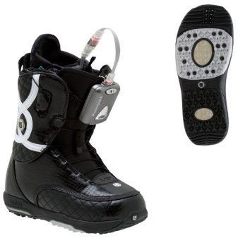 Ботинки с подогревом: зимние модели с электроподогревом