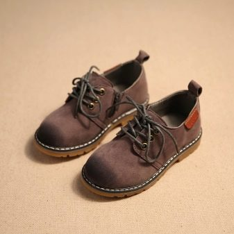 Детские осенние ботинки: модели на осень и весну, для мальчика и девочки, подростковые