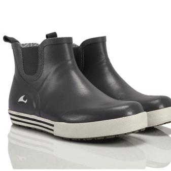 Pánské gumové boty lze rozdělit na dva typy  vysoký a krátký. Kratší modely  jsou považovány za praktičtější v teplých obdobích 3035752d2e