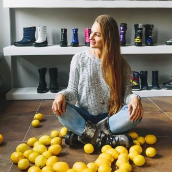Женские зимние ботинки на натуральном меху: финские производители и Португалия, модели на овчине
