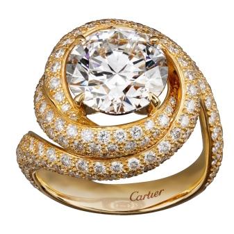 Обручальные кольца Cartier (85 фото): свадебные парные аксессуары Trinity de Cartier