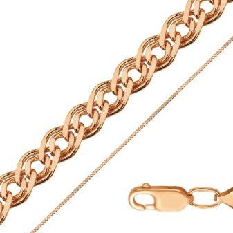 Цепочка из золота с плетением нонна (43 фото): отзывы о модели длиной 50 см с тройным плетением