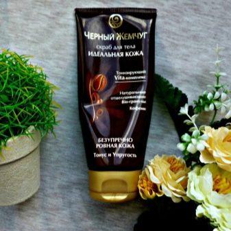 Скраб Черный жемчуг: отзывы о кофейном средстве для тела, мягкий нежный био-тоник для идеальной кожи