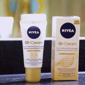 BB-крем Nivea: светло-бежевый тон 5 в 1, отзывы