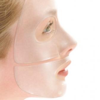 Гелевая маска для лица: многоразовые гидрогелевые обертывания, Skinlite, Mary Kay, Bradex, отзывы