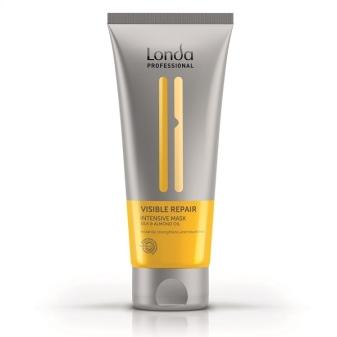Маска для волос Londa: профессиональное средство для поврежденных локонов для блондинок Velvet Oil, отзывы