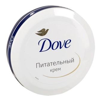 крем dove для ног