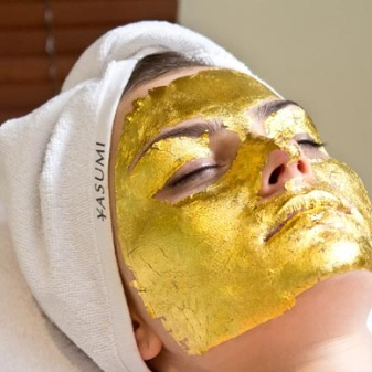 Золотая маска для лица: коллагеновая косметика из Таиланда, средства с добавлением золота, коллагена, биозолота, отзывы