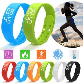 Браслет-шагомер: часы и пульсометр в виде аксессуара на руку, как считает шаги фитнес-устройство, точность измерения и отзывы