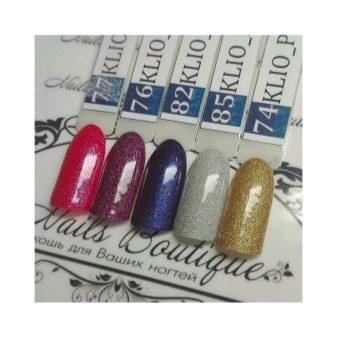Гель-лак Klio: палитра цветов серии Professional, официальный производитель марки, отзывы мастеров