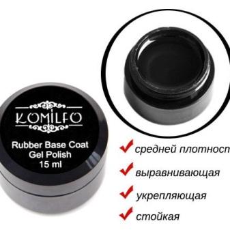 Гель-лак Komilfo: палитра оттенков официального производителя, отзывы