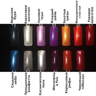 Гель-лак Lianail: палитра цветов линии Academy официального производителя, отзывы мастеров