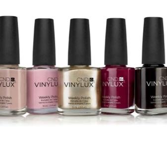 Лак для ногтей CND Vinylux (25 фото): как наносить гель-лак, отзывы