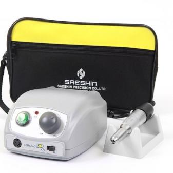 Аппарат для маникюра Strong: машинка для педикюра, какой профессиональный инструмент лучше, отзывы