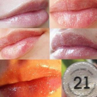 Блеск для губ Vivienne Sabo; Brilliance Hypnotique 3D Effect, лаковый и матовый, отзывы